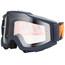 100% Accuri Goggle Anti Fog Clear Lens / gunmetal